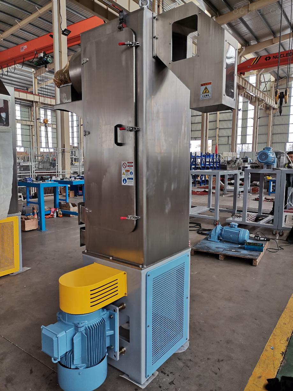 工业立式离心塑料脱水机