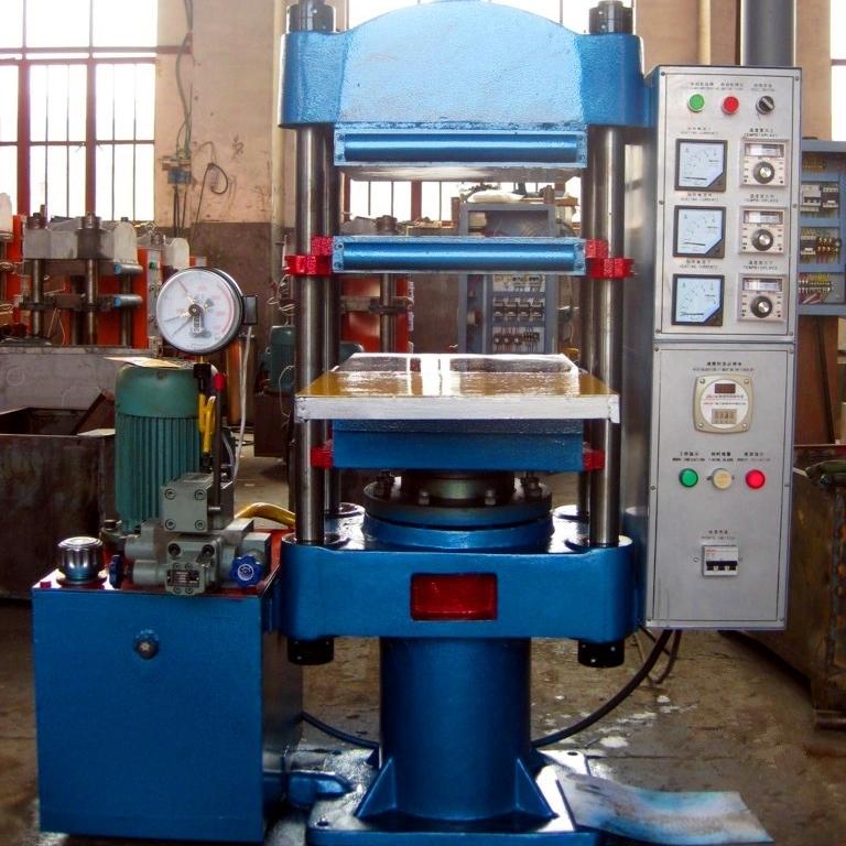 柱式平板硫化机