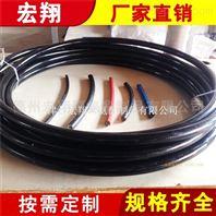 高压钢丝增强液压软管 液压机械油管