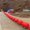 河道垃圾拦截拦污浮筒合适的型号