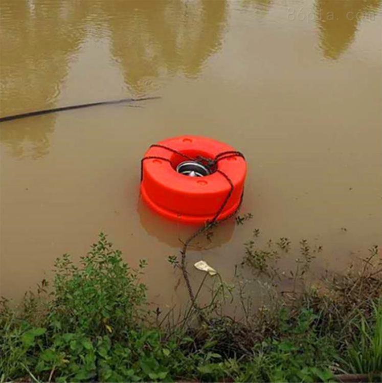 水泵浮圈喷泉浮体水质监测搭载