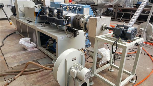回收式模面造粒生产线