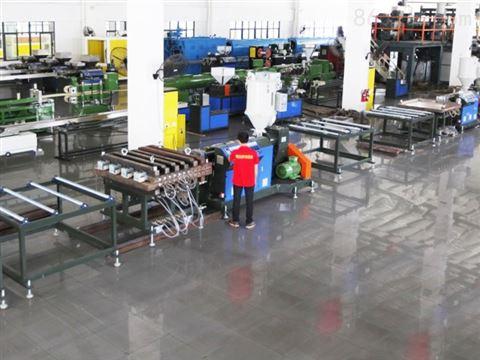 玻璃纤维增强复合板材挤出设备