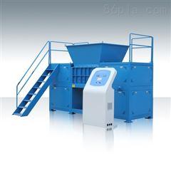 新贝固废设备生产厂家推荐 废旧家电冰箱双轴剪切式撕碎机
