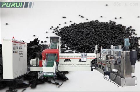 ML/SJ系列双阶子母型塑料造粒生产线