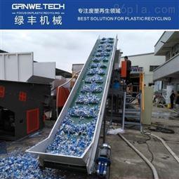HW49化工桶回收机器塑料桶自动化回收生产线