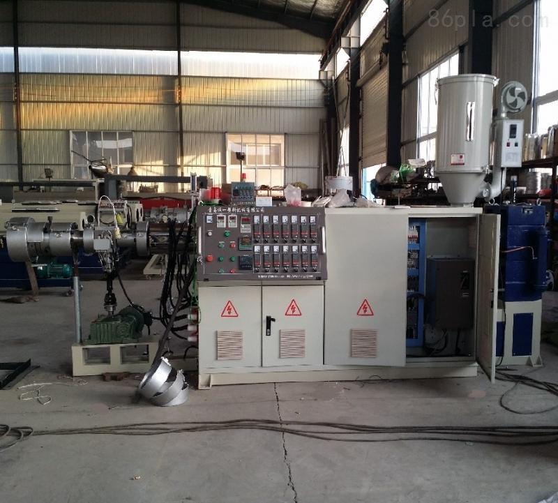 PC管材棒材生产线