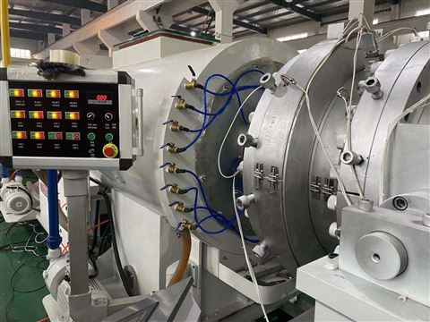 MPP管材工业挤出机