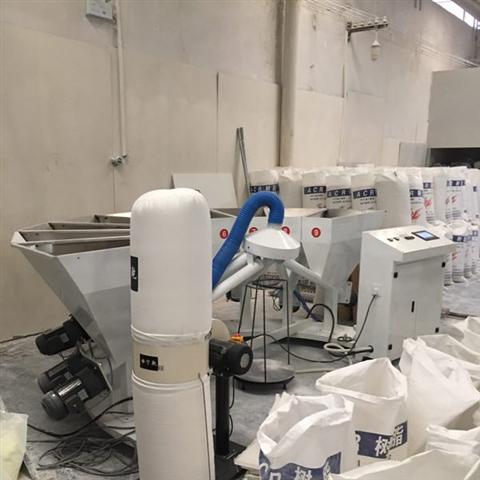 工业PVC小料配料机