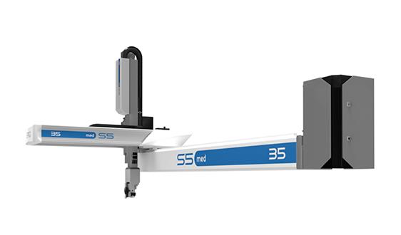 专为医疗洁净室生产打造,Sepro 发布MED系列机械手