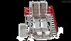 ABA双机头三层共挤吹膜机组